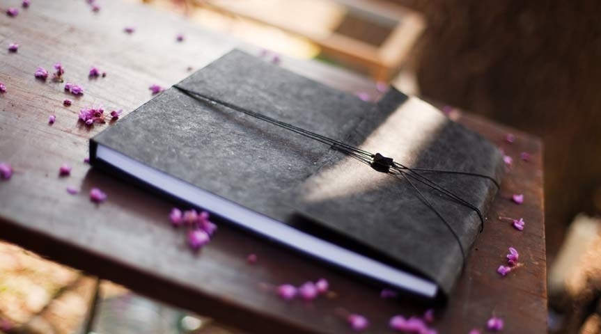 elegant wedding books