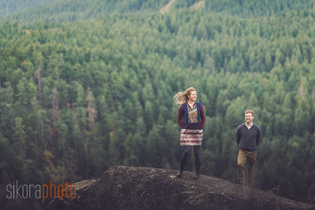 columbia gorge engagement -12