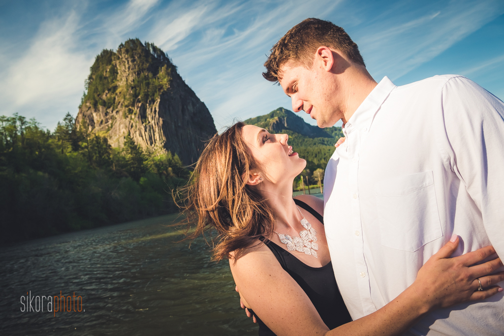 beacon rock engagement session