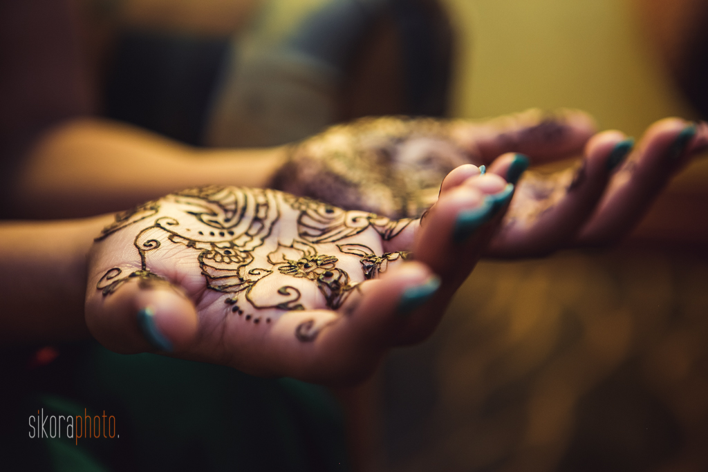 traditional Hindu wedding in portland by Sikora Photography