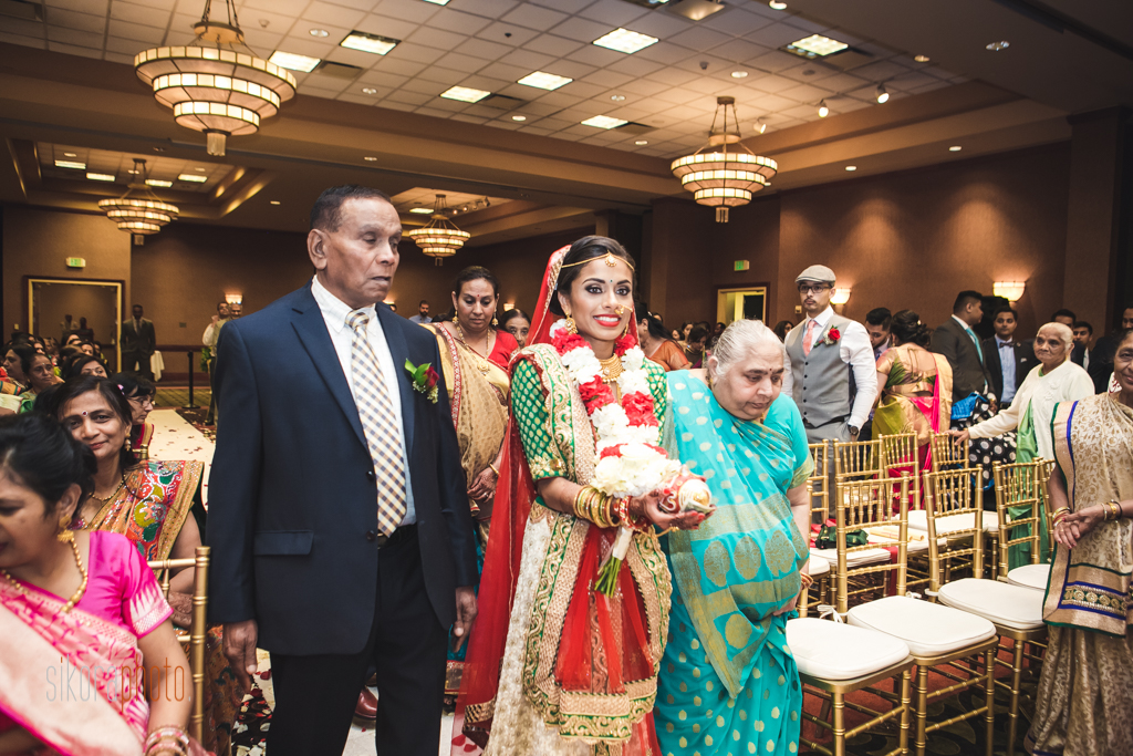 traditional Indian wedding in portland -124