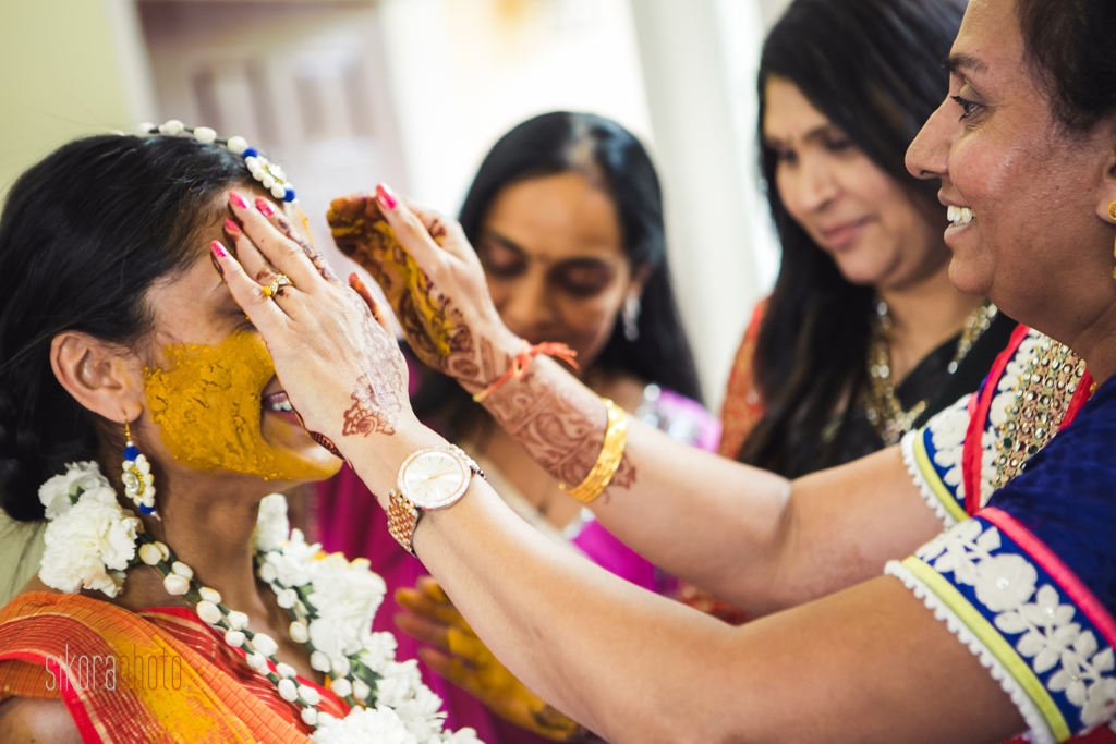 traditional Indian wedding in portland -8