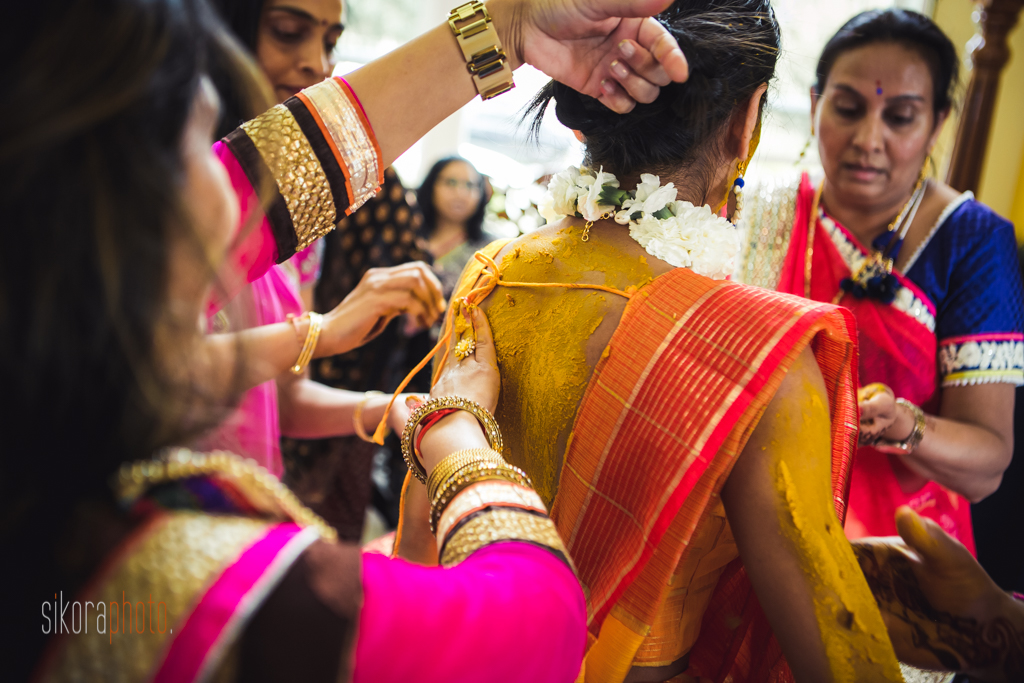 traditional Indian wedding in portland -9