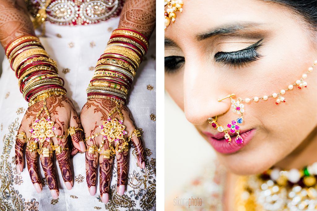 indian wedding at langdon farms