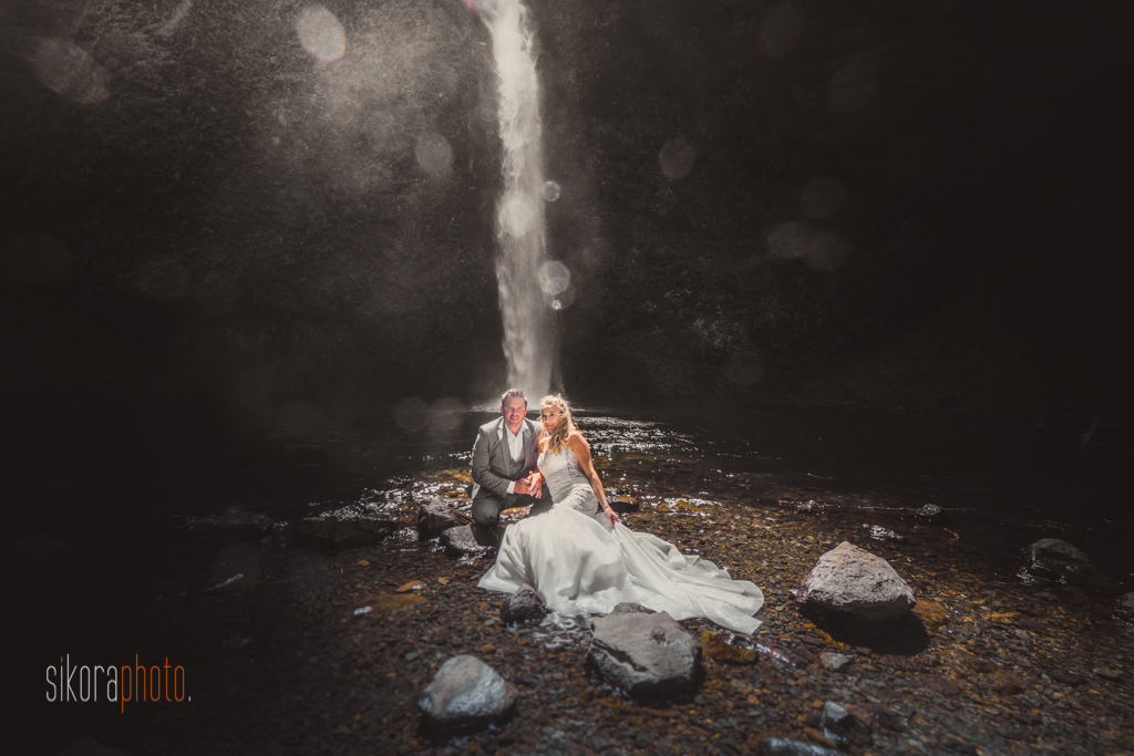 columbia gorge water fall trash the dress-12