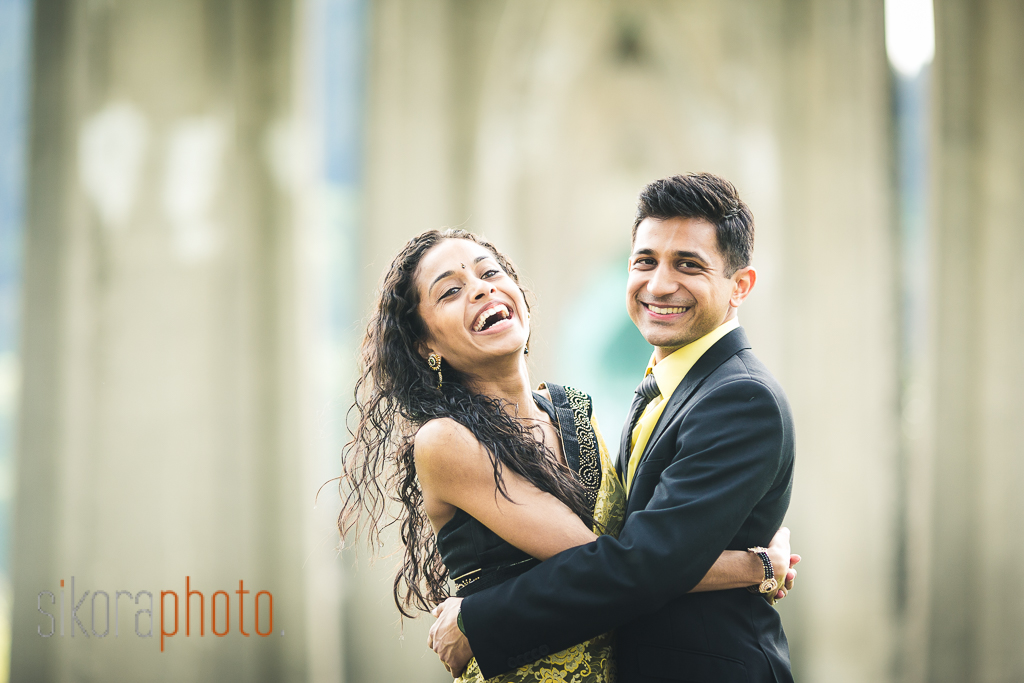 cathedral park engagement -2