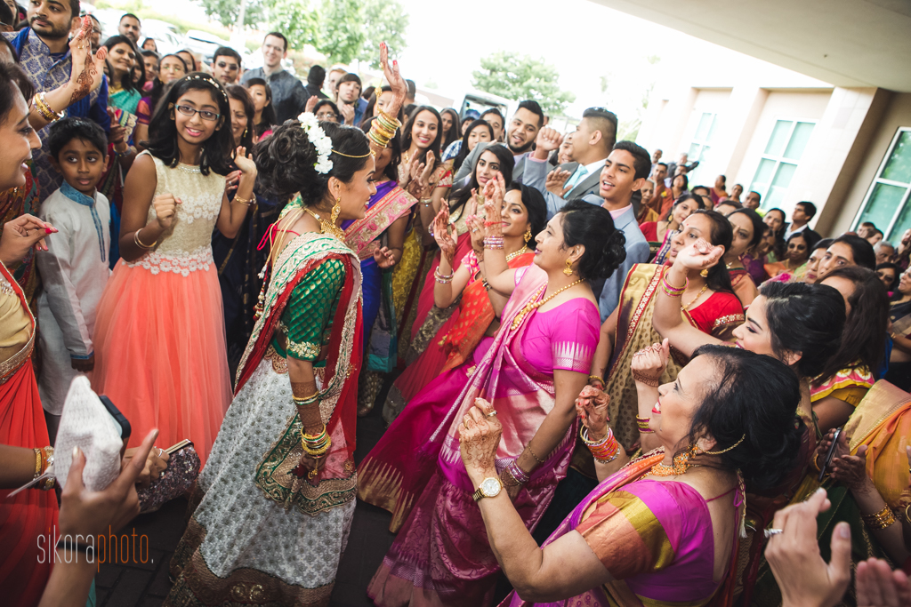 traditional Indian wedding in portland -117
