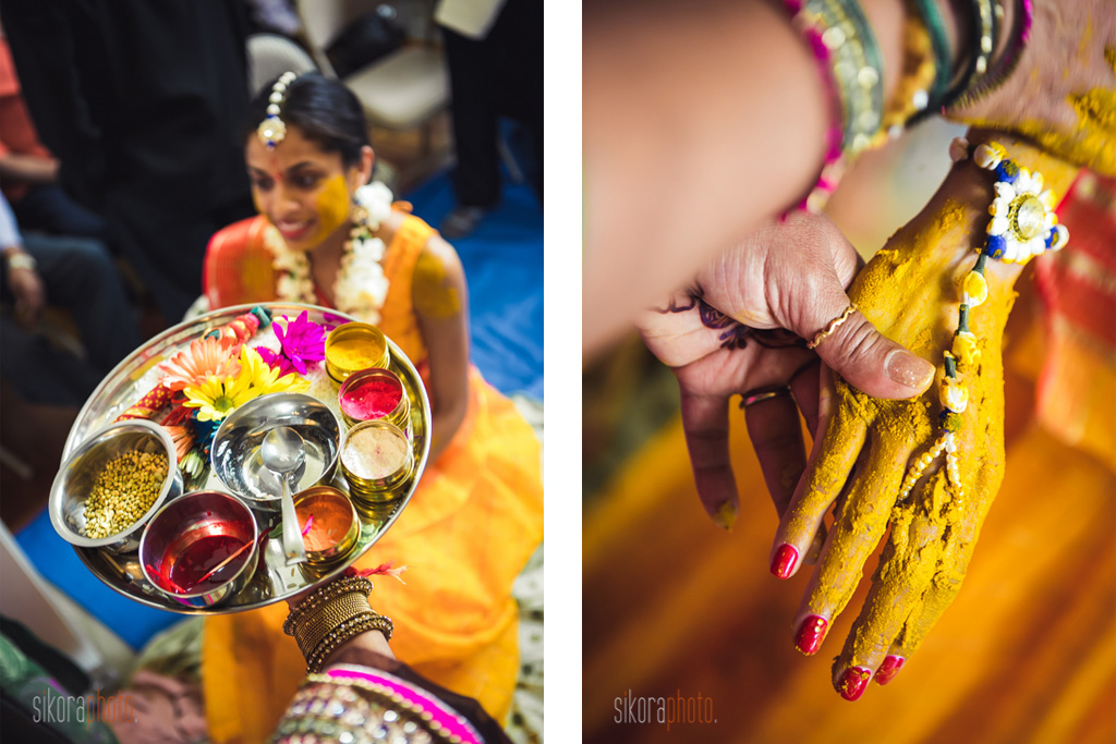 traditional indian wedding in portland